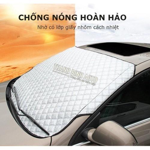 RÈM CHE NẮNG Ô TÔ- bạt 3 lớp cách nhiệt chống nóng kính xe