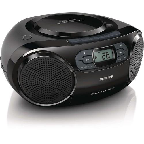 ĐÀI ĐĨA CD, USB, SD CARD ,FM RADIO PHILIP AZ329