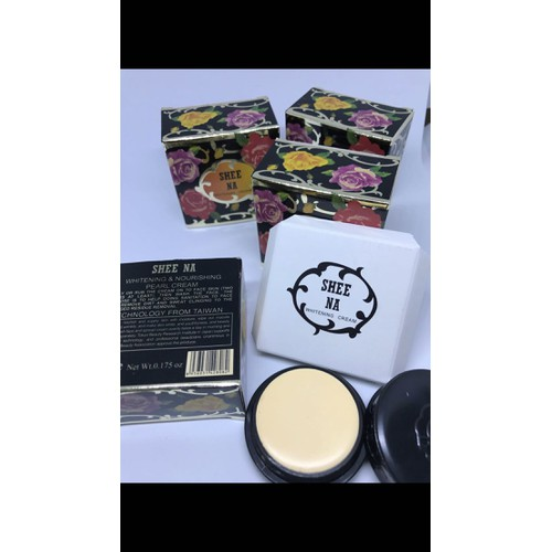 lố 12 hộp kem Hoa Hồng Đen SHEE NA bông hồng đen