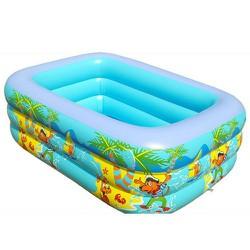 Bể bơi phao 3 tầng 2.1m