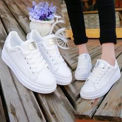 Giày thể thao nữ Sport Fashion Shoes - Đế cao su mềm - Cao 4cm