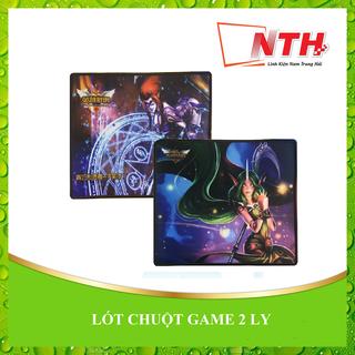 LÓT CHUỘT GAME 2 LY - LÓT CHUỘT GAME 2 LY thumbnail