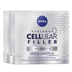 KEM DƯỠNG DA NIVEA - Hyaluron Cellular Filler FPS15 50ml