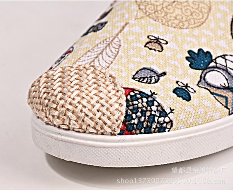 Giày Lười Slip On Nữ Thời Trang Đế Mềm Cực Xinh 10