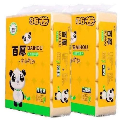 Bịch giấy vệ sinh đa năng 36 cuộn bột trúc - 5906452 , 9972221 , 15_9972221 , 170000 , Bich-giay-ve-sinh-da-nang-36-cuon-bot-truc-15_9972221 , sendo.vn , Bịch giấy vệ sinh đa năng 36 cuộn bột trúc