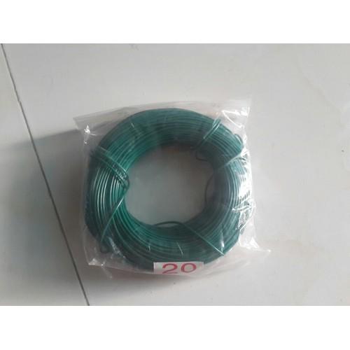 Cuộn dây điện màu xanh lá 0.5 KG - 5909934 , 9977179 , 15_9977179 , 120000 , Cuon-day-dien-mau-xanh-la-0.5-KG-15_9977179 , sendo.vn , Cuộn dây điện màu xanh lá 0.5 KG