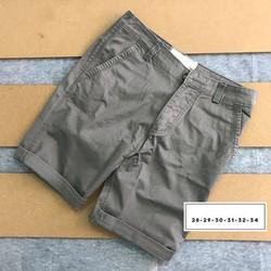 Quần Shorts Kaki Nam ABCOM Dạo Phố