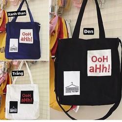 Túi đa năng bố thời trang đeo 2 kiểu