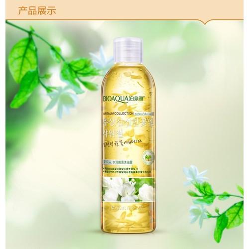[ xả kho ] sữa tắm trắng da, sữa tắm nước hoa, sữa tắm bioaqua làm từ cánh hoa tươi tự nhiên