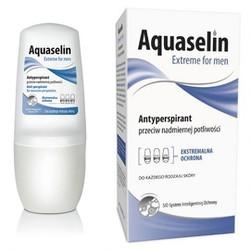 Aquaselin - Lăn nách ngăn tiết mồ hôi và khử mùi dành cho nam