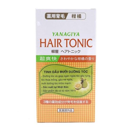 Tinh dầu bưởi dưỡng dài chống rụng tóc Yanagiya Nhật Bản - 240ml - 5673567 , 9590185 , 15_9590185 , 176000 , Tinh-dau-buoi-duong-dai-chong-rung-toc-Yanagiya-Nhat-Ban-240ml-15_9590185 , sendo.vn , Tinh dầu bưởi dưỡng dài chống rụng tóc Yanagiya Nhật Bản - 240ml