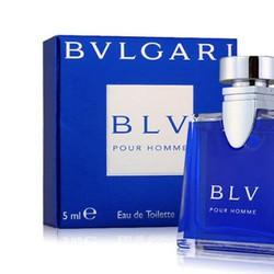 Nước hoa nam mini chính hãng -Bvlgari -BLV Pour Homme