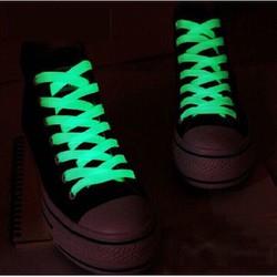 cặp Dây giày dạ quang cá tính