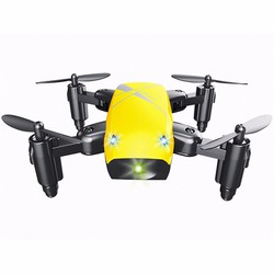 Máy bay điều khiển từ xa 4 cánh xếp gọn Mini Drone S9