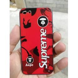 Ốp lưng vân 3d cho iphone5-5s-se