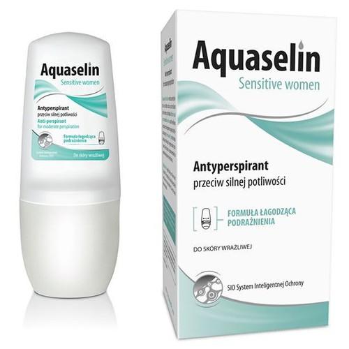 Aquaselin - Lăn nách ngăn tiết mồ hôi vừa phải và khử mùi dành cho nữ