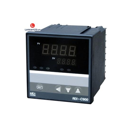 Bộ điều khiển nhiệt độ RKC REX C900 tặng đầu dò nhiệt độ 1