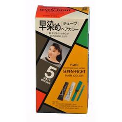 Thuốc nhuộm tóc phủ bạc Seven Eight #05 Matt Brown