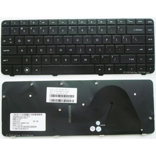 Bàn phím Laptop Hp- Cq42