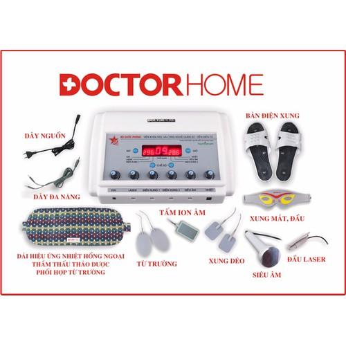 Máy vật lý trị liệu đa năng Doctor Home DH-14 mẫu mới - 5672668 , 9587704 , 15_9587704 , 7050000 , May-vat-ly-tri-lieu-da-nang-Doctor-Home-DH-14-mau-moi-15_9587704 , sendo.vn , Máy vật lý trị liệu đa năng Doctor Home DH-14 mẫu mới