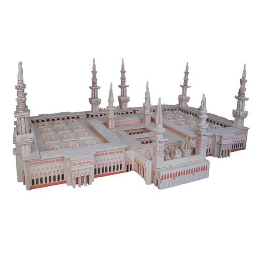 Đồ chơi lắp ráp gỗ 3D Mô hình Đền tiên tri Medina
