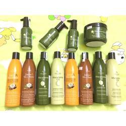 Bộ sản phẩm chăm sóc và phục hồi tóc
