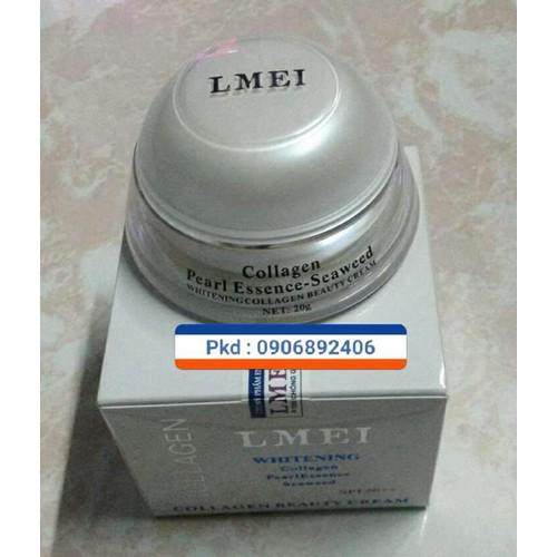 kem Lmei ngọc trai collagen