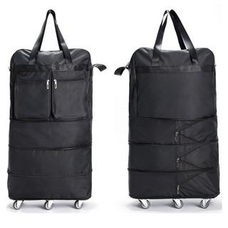 [CHỊU LỰC TRÊN 30KG] Vali hành lý, túi xách du lịch vải dù 1 túi ngoài 3 tầng dây kéo B148 chống thấm nước - B148 thumbnail