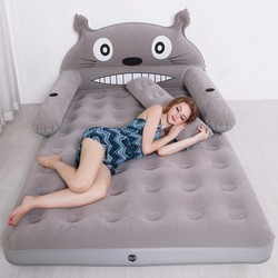 Giường hơi hình thú cực xinh kèm bơm điện