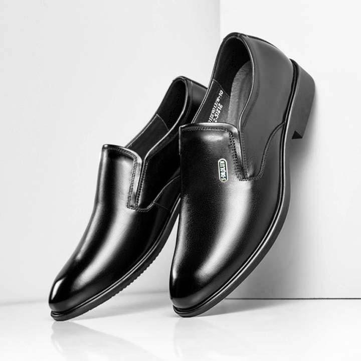 Giày tăng chiều cao nam G316 cao thêm 7cm 4