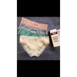 hộp 4 quần lót muji xuất Nhật mẫu mới