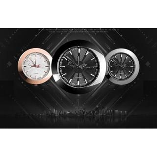Đồng hồ kẹp cửa gió ô tô Siêu Sang Chảnh - đồng hồ đặt taplo xe hơi - Đồng hồ đặt taplo thumbnail