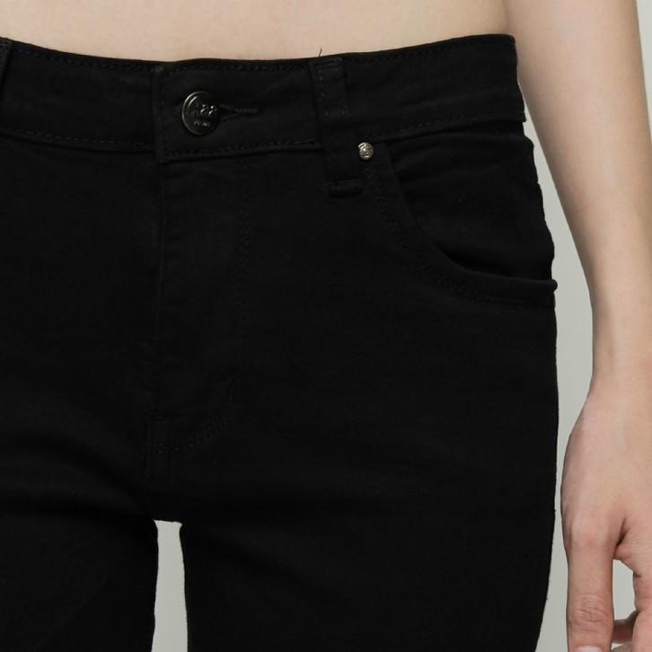 Quần Jean Nữ Đen Skinny Dáng Ôm Cao Cấp - AAA Jeans 7