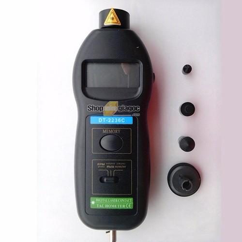 Máy đo tốc độ vòng quay tiếp xúc và không tiếp xúc LUTRON DT2236B - 5679355 , 9601686 , 15_9601686 , 1350000 , May-do-toc-do-vong-quay-tiep-xuc-va-khong-tiep-xuc-LUTRON-DT2236B-15_9601686 , sendo.vn , Máy đo tốc độ vòng quay tiếp xúc và không tiếp xúc LUTRON DT2236B