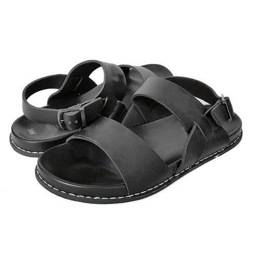 Sandal Nam Ensado DE45D – Đen