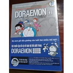 Doraemon Đại tuyển tập - tập 1 Truyện ngắn