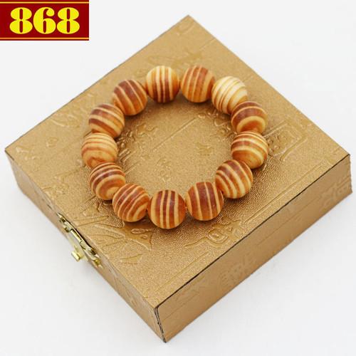 Vòng chuỗi đeo tay gỗ Huyết rồng 15 ly 13 hạt kèm hộp gỗ - 5686649 , 9616971 , 15_9616971 , 160000 , Vong-chuoi-deo-tay-go-Huyet-rong-15-ly-13-hat-kem-hop-go-15_9616971 , sendo.vn , Vòng chuỗi đeo tay gỗ Huyết rồng 15 ly 13 hạt kèm hộp gỗ