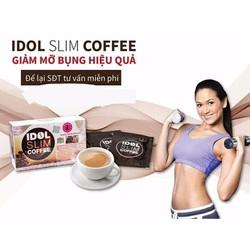 Cafe giảm cân Idol Slim Coffee Thái Lan