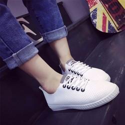 Giày bata cột dây cao cấp