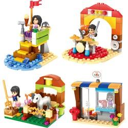 Bộ Xêp Hình Lego Friends