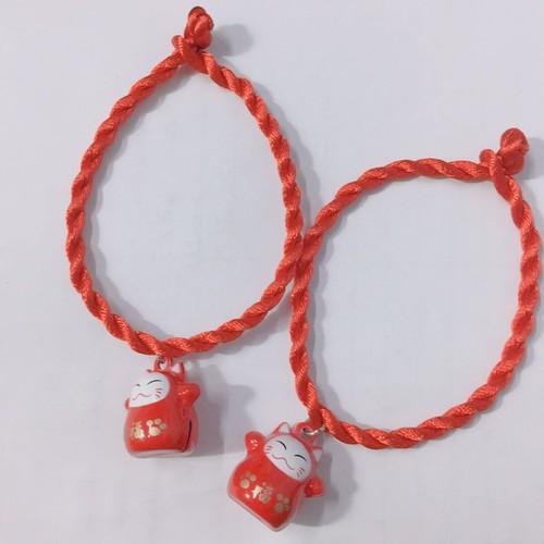 Cặp vòng tay mèo may mắn - 2 cái - 5688635 , 9620286 , 15_9620286 , 50000 , Cap-vong-tay-meo-may-man-2-cai-15_9620286 , sendo.vn , Cặp vòng tay mèo may mắn - 2 cái