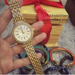 Đồng hồ nữ sang trọng đẳng cấp TNU566