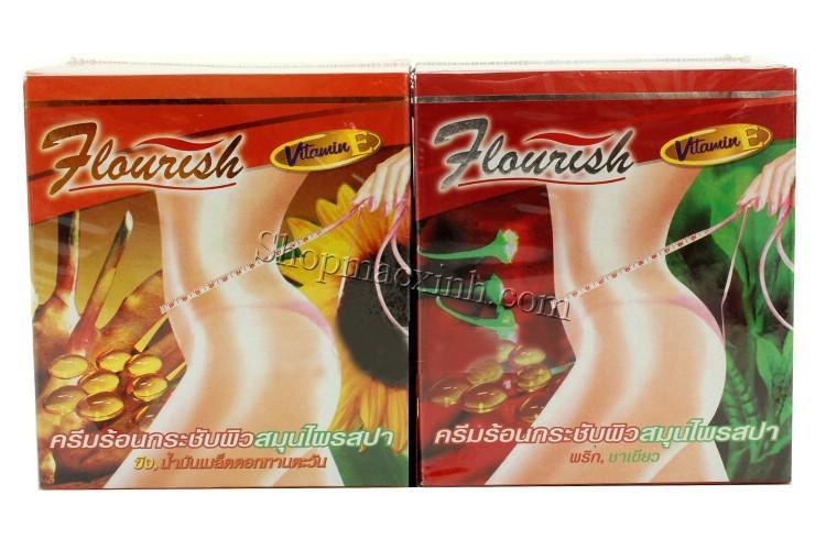 Kem massage tan mỡ Flourish Thailand 4