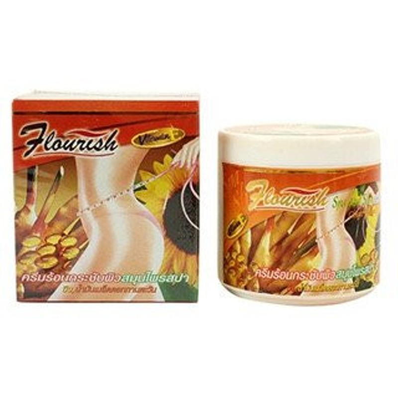 Kem massage tan mỡ Flourish Thailand 2