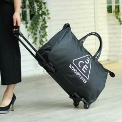 Túi kéo du lich sành điệu