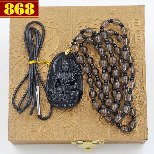 Vòng cổ Phật bản mệnh Bồ tát Phổ hiền 4.3cm