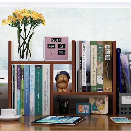 Kệ sách gỗ để trên bàn làm việc - 10467468 , 9636383 , 15_9636383 , 400000 , Ke-sach-go-de-tren-ban-lam-viec-15_9636383 , sendo.vn , Kệ sách gỗ để trên bàn làm việc