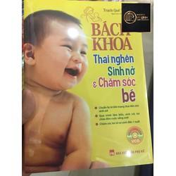 Sách - Bách khoa Thai nghén Sinh nở và chăm sóc bé