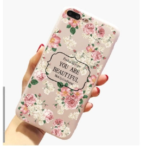 Ốp lưng You are beautiful IPHONE 7,8