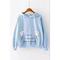 Áo hoodie nữ giá rẽ nhất thị trường